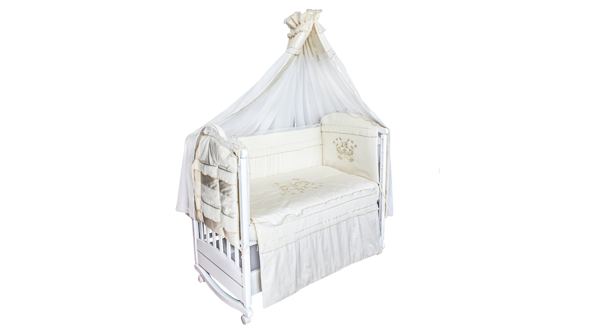 Комплект в кроватку Бэби-люкс (7) фото FullHD (0)