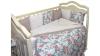 Комплект в кроватку Чайная роза (6) фото мни (1)