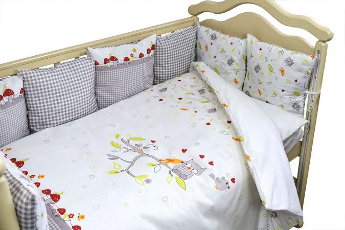 Комплект в кроватку Francis (6) фото (2)
