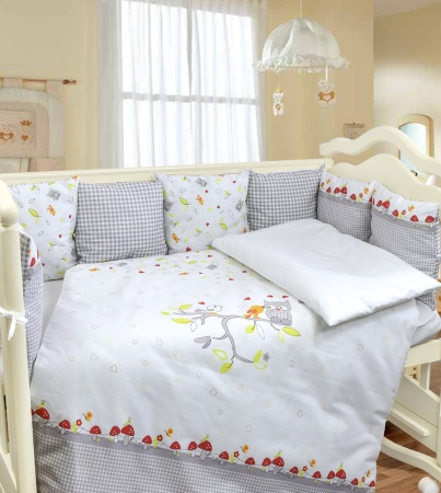 Комплект в кроватку Francis (6) фото (4)
