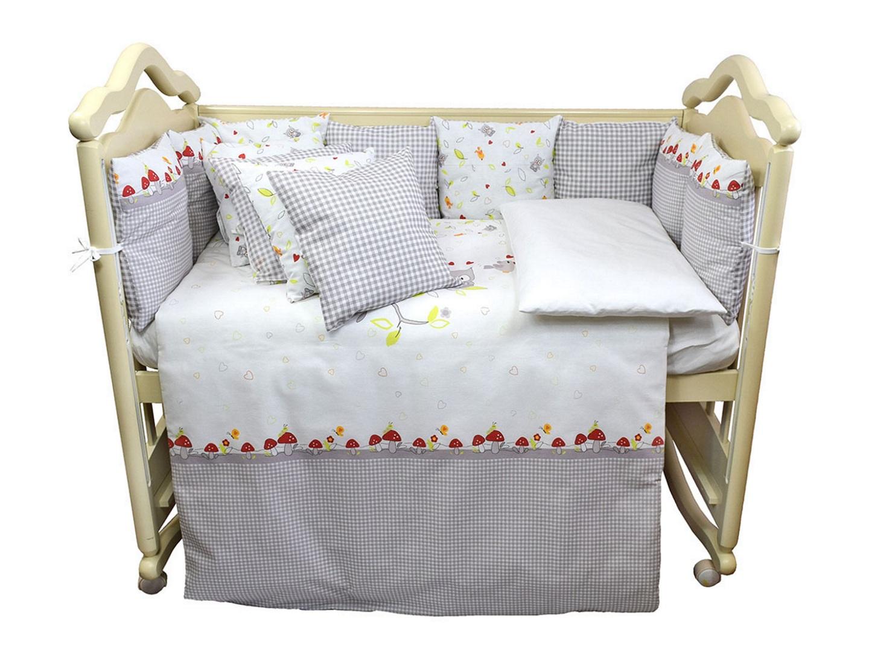 Комплект в кроватку Francis (6) фото FullHD (0)