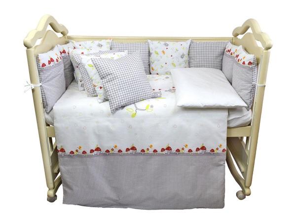 Комплект в кроватку Francis (6) фото (0)