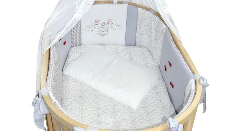 Комплект в кроватку Французский (7) фото (2)