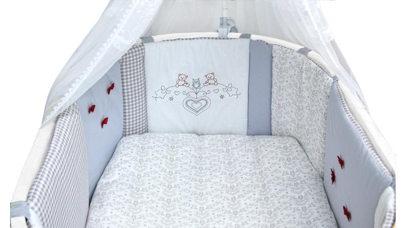 Комплект в кроватку Французский (7) фото (3)