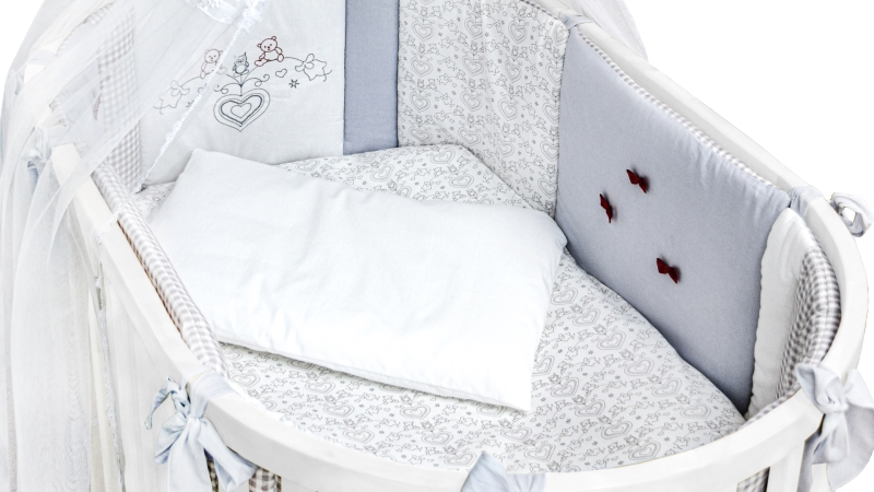 Комплект в кроватку Французский (7) фото (4)