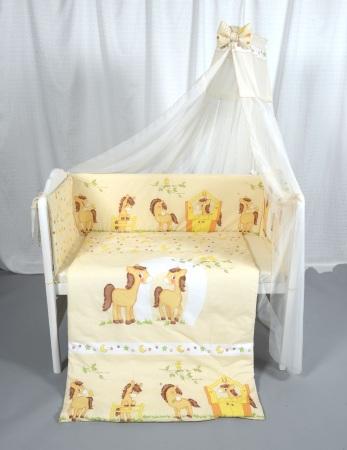 Комплект в кроватку Лошадки (7) фото (1)