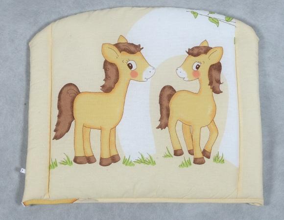 Комплект в кроватку Лошадки (7) фото (8)