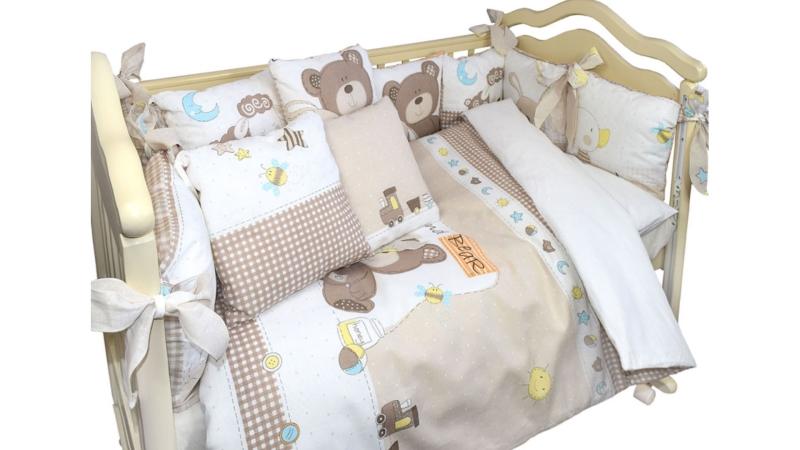 Комплект в кроватку Малыши (6) фото (3)