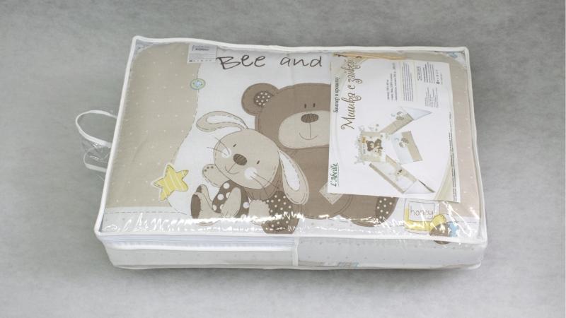 Комплект в кроватку Малыши (6) фото (5)