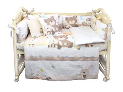 Комплект в кроватку Малыши (6) фото