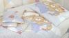 Комплект в кроватку Мишки под одеялом серый (6) фото мни (1)