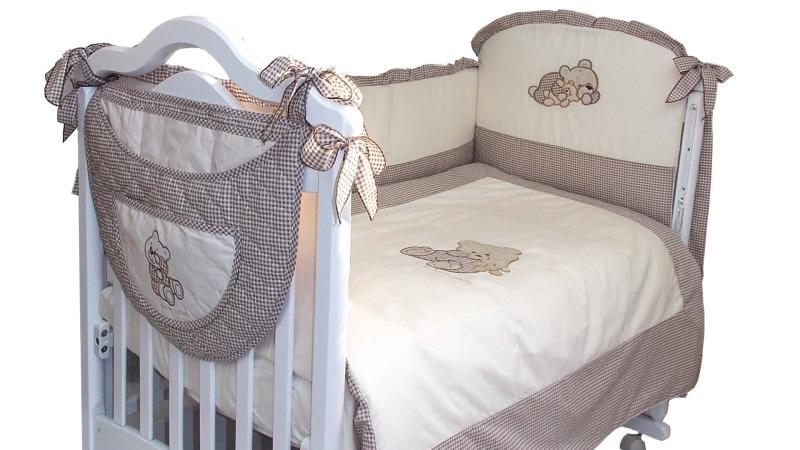 Комплект в кроватку Мими (6) фото (1)