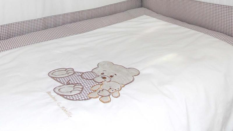 Комплект в кроватку Мими (6) фото (4)