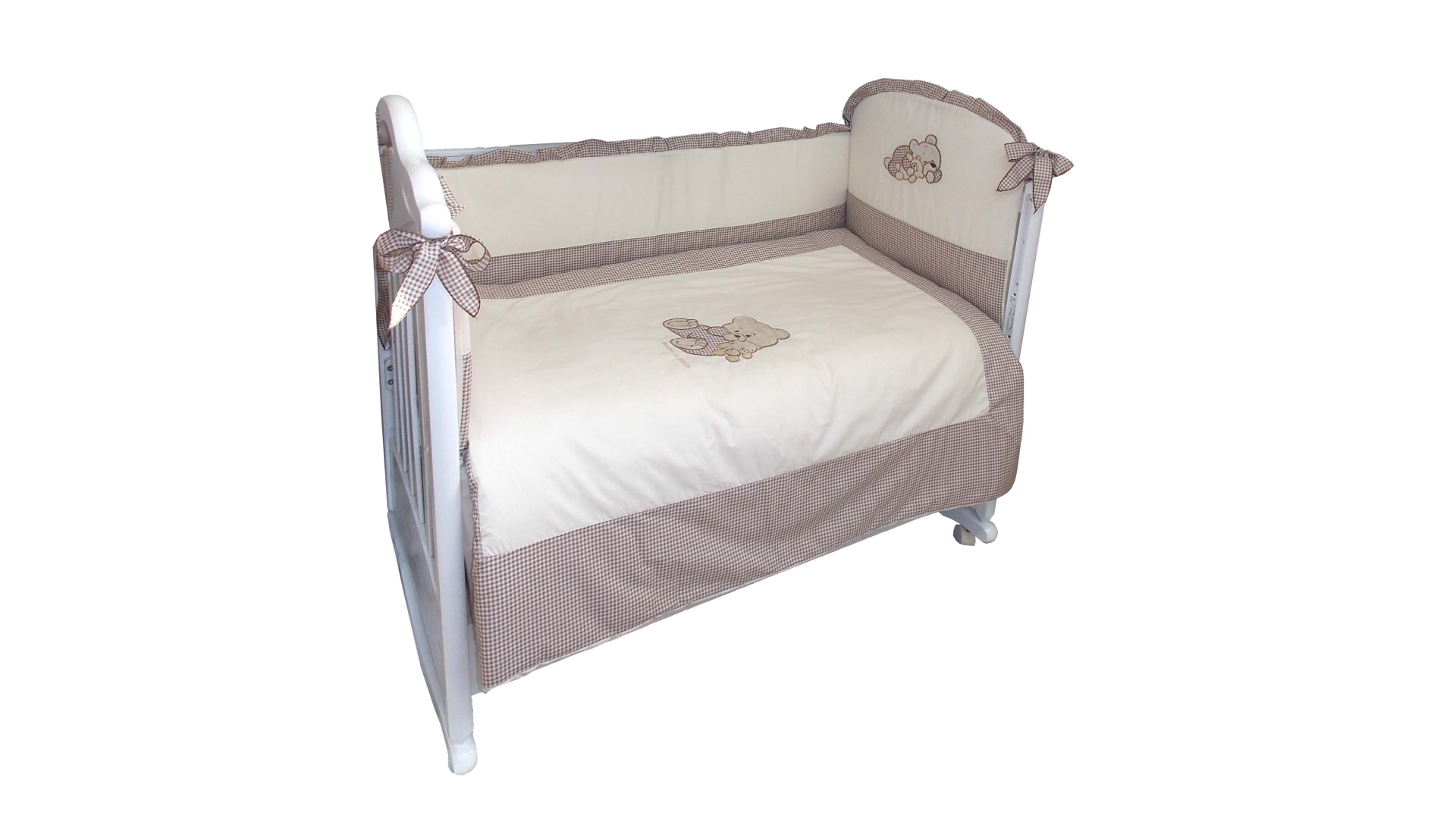 Комплект в кроватку Мими (6) фото FullHD (0)