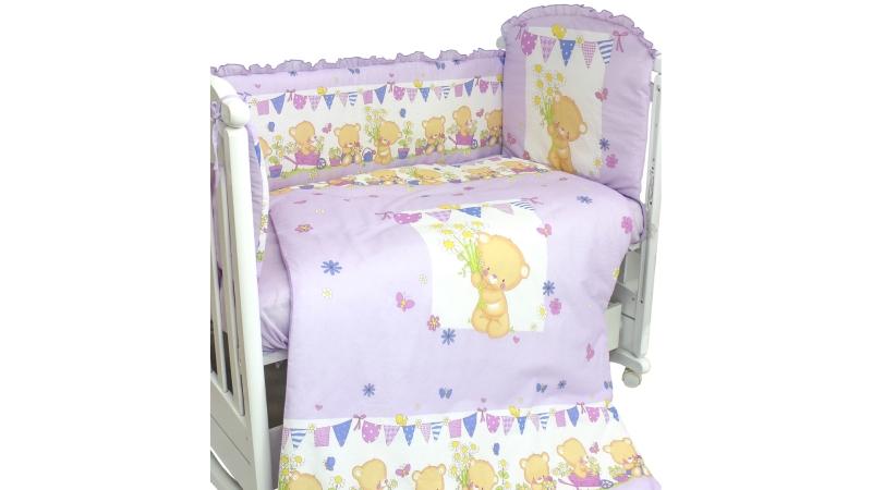 Комплект в кроватку Мишаня (6) фото (1)