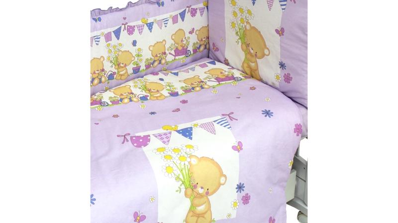 Комплект в кроватку Мишаня (6) фото (3)
