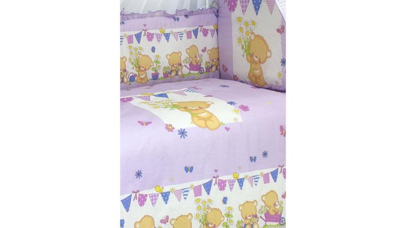 Комплект в кроватку Мишаня (6) фото (5)