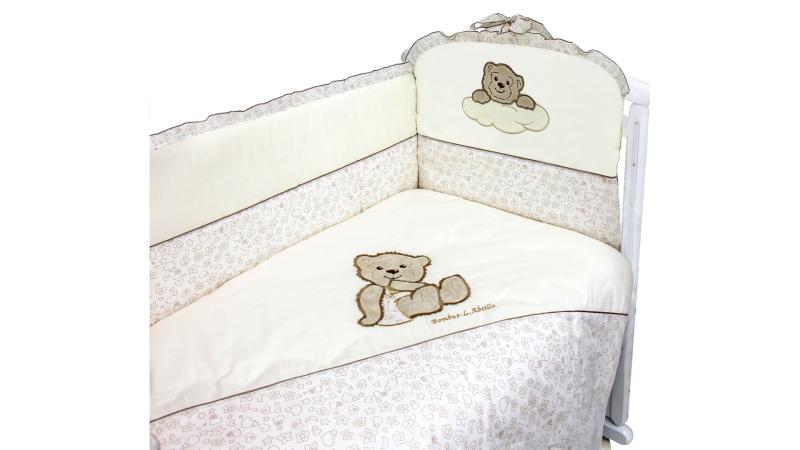 Комплект в кроватку Мишка в штанишках (6) фото (1)