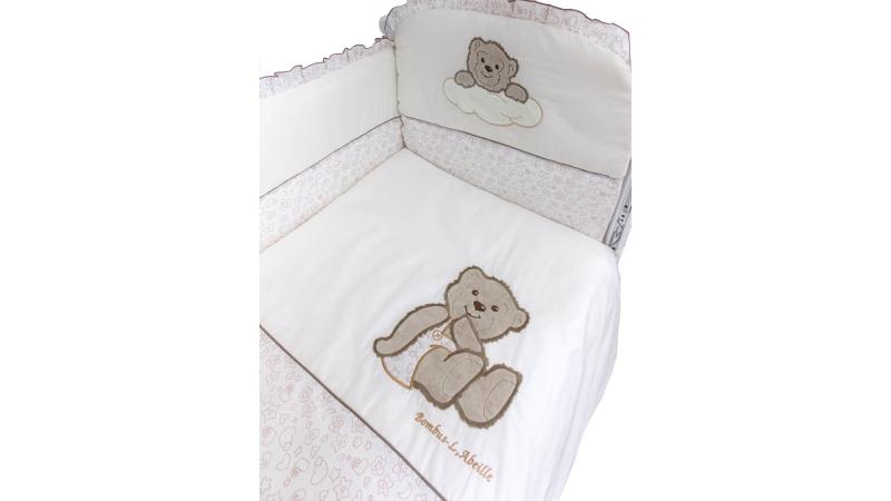 Комплект в кроватку Мишка в штанишках (6) фото (2)