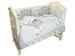 Комплект в кроватку Мусики-пусики (6) фото мни (0)