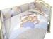 Комплект в кроватку Nice Family бежевый (4) фото мни (2)