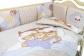 Комплект в кроватку Nice Family бежевый (4) фото мни (3)