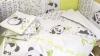 Комплект в кроватку Панды (4) фото мни (2)