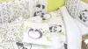 Комплект в кроватку Панды (4) фото мни (3)
