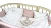 Комплект в кроватку Пудровый (7) фото мни (2)