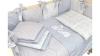 Комплект в кроватку Скандинавский (4) фото мни (1)