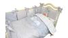 Комплект в кроватку Скандинавский (4) фото мни (4)
