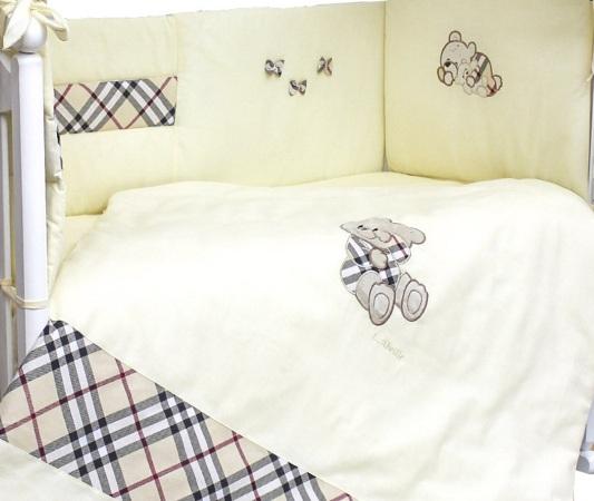 Комплект в кроватку Сливочные сны (6) фото (1)