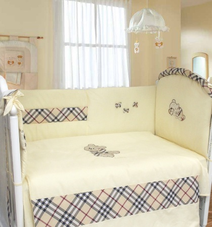 Комплект в кроватку Сливочные сны (6) фото (3)