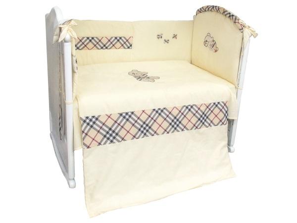 Комплект в кроватку Сливочные сны (6) фото (0)