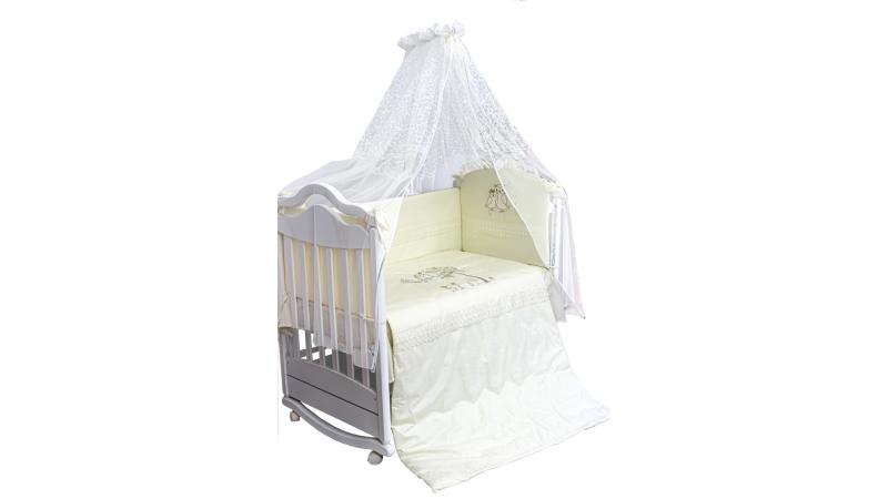 Комплект в кроватку Совушки (7) фото (1)