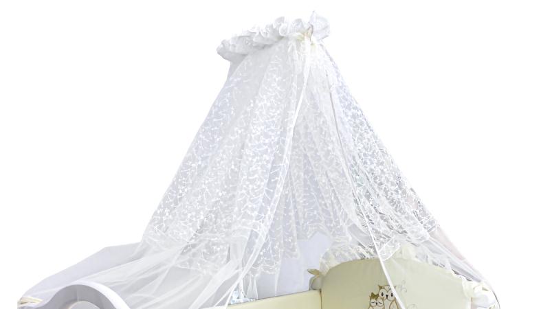 Комплект в кроватку Совушки (7) фото (4)