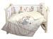 Комплект в кроватку Вечеринка маленького жирафика (4) фото мни (0)