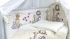 Комплект в кроватку Вечеринка маленького жирафика (7) фото мни (2)