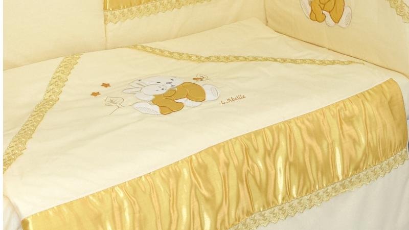 Комплект в кроватку Венето (7) фото (2)