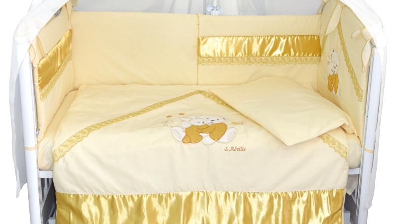 Комплект в кроватку Венето (7) фото (4)
