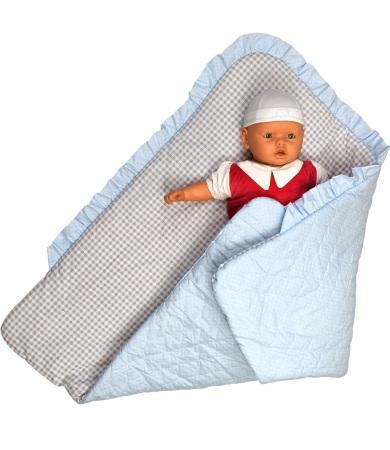 Конверт/одеяло на выписку Для малыша фото (1)