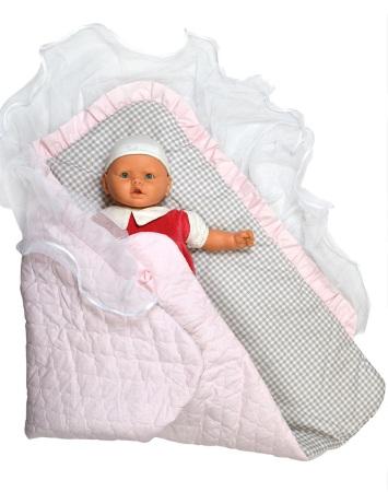 Конверт/одеяло на выписку Для малышки фото (1)