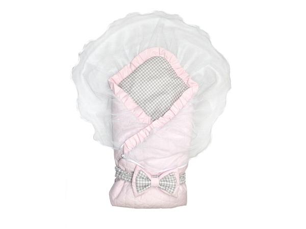 Конверт/одеяло на выписку Для малышки фото (0)