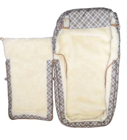 Конверт/одеяло на выписку Капричио фото (1)