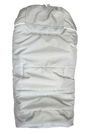 Конверт/одеяло на выписку Коломбино (светло-серый) фото (2)