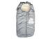 Конверт/одеяло на выписку Коломбино (светло-серый) фото мни (0)