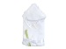 Конверт/одеяло на выписку Малютка (лето, белый) фото мни (0)