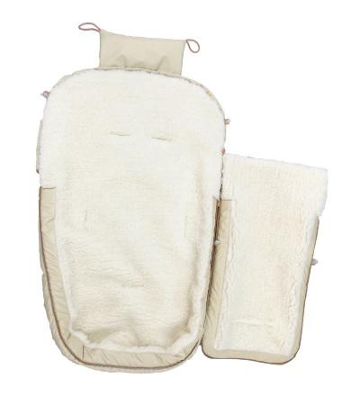 Конверт/одеяло на выписку Меховой Совёнок фото (1)