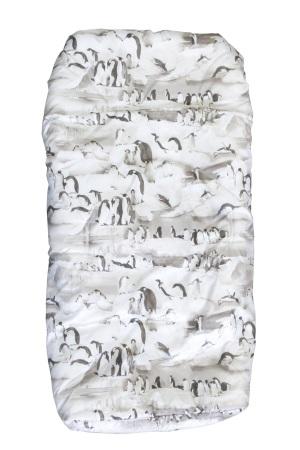 Конверт/одеяло на выписку Пингвины фото (2)