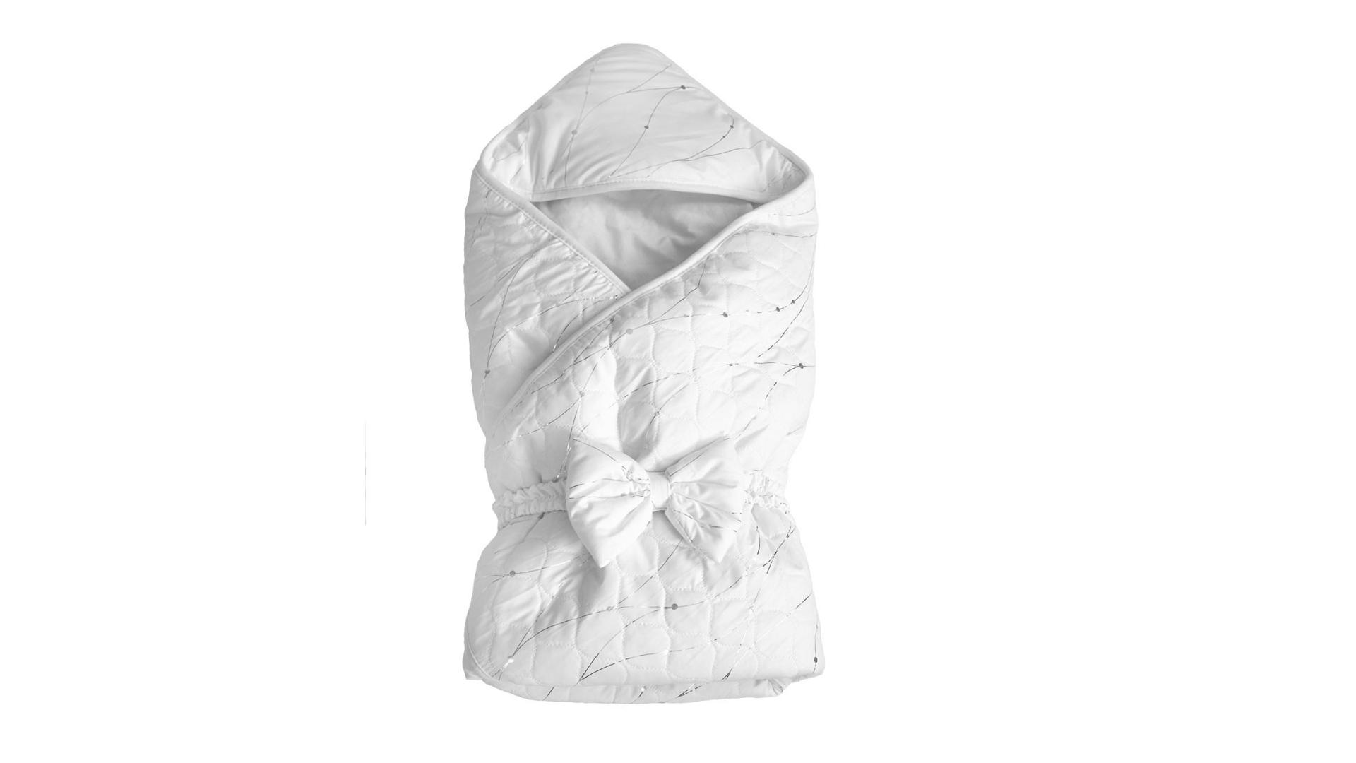 Конверт/одеяло на выписку Серебряные сны фото FullHD (0)